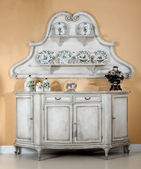 FM-640-P 18th Century Sideboard
