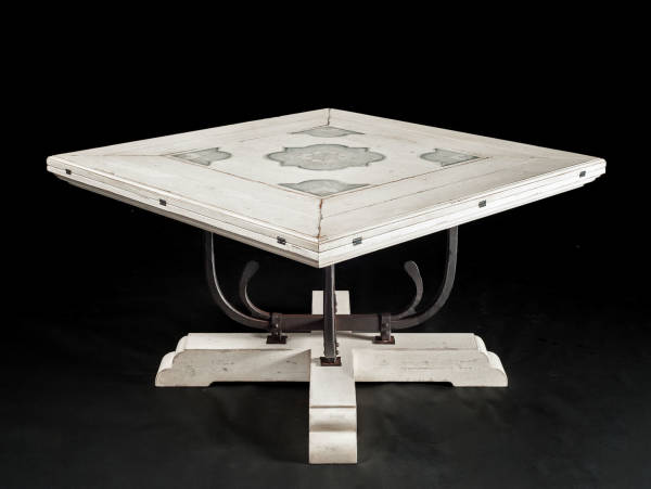 GV-833C-PT Folding Square to Octagonal Table