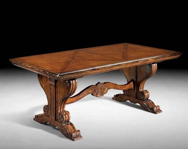 GV-803 Rectangular Trestle Table