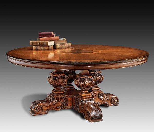 "GV-825-72 72"" Round Table"