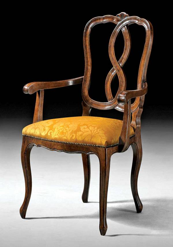 FM-988-MC Arm Chair