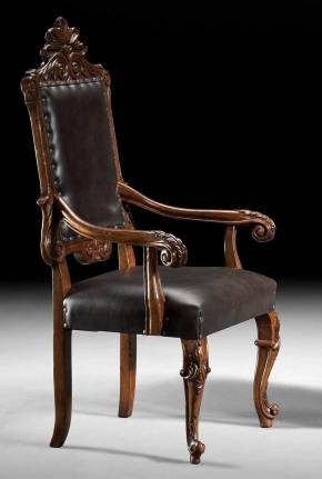 GV-93-AL Armchair - Leather