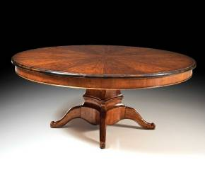 B-35 Round Dining Table