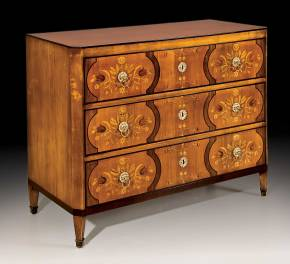 BM-303 Inlaid Chest