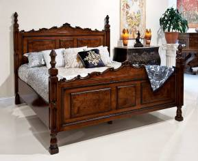 BM-411/3 King Size Bed