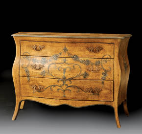 PM-3600 Bombay Chest