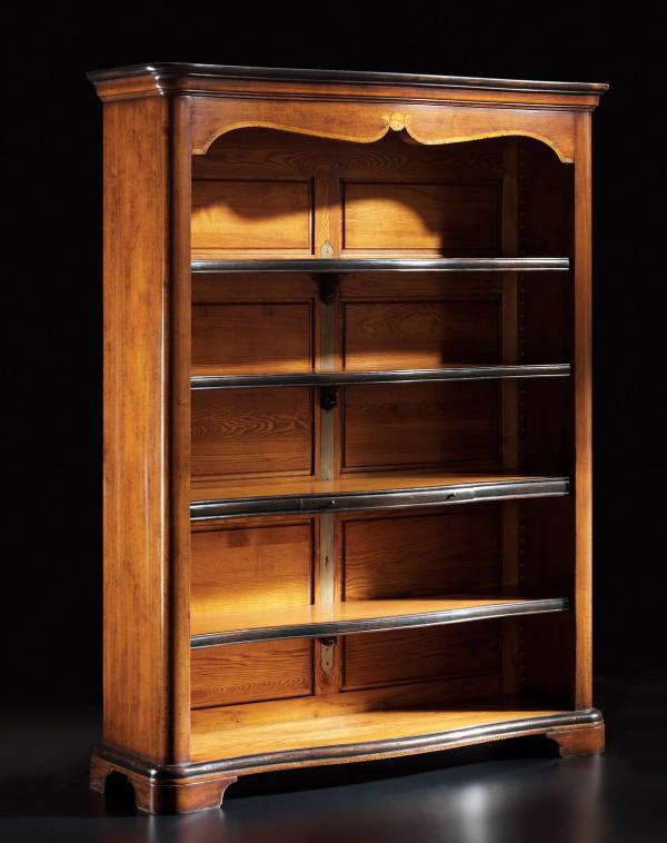 FM-636 18th Century Bookcase
