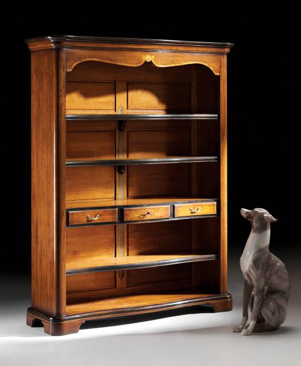 FM-636A 18th Century Bookcase
