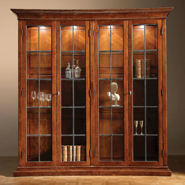 B-31 Concave Library / China Cabinet