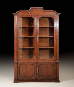 BM-890-V Bookcase