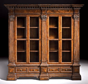 FM-124 16th Century bookcase
