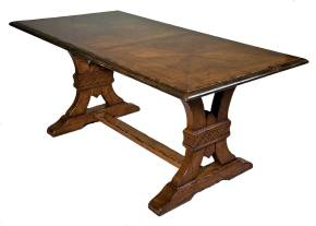 GV-561 Trestle Table