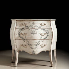PM-1996-L Bombay Night Stand