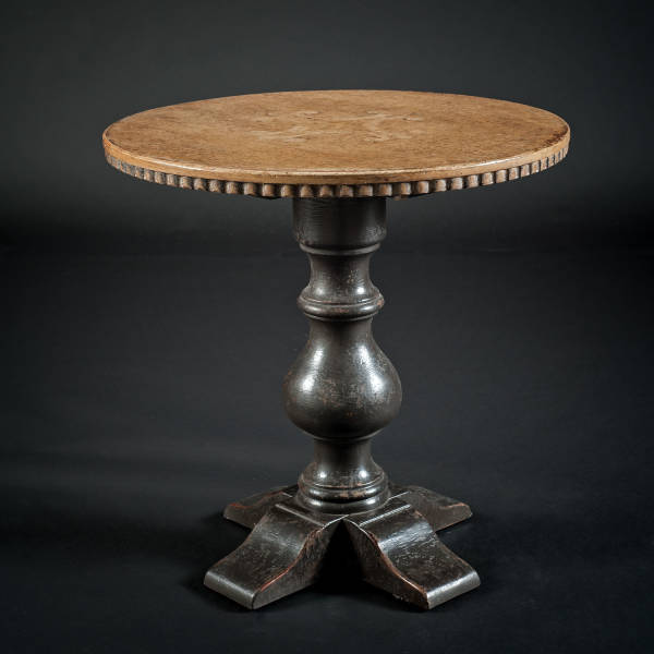 PM-4919 Round Lamp Table