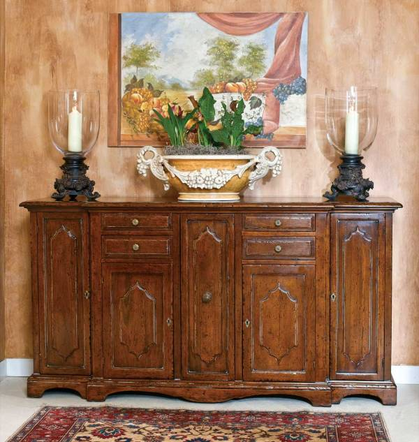 B-5 Country French Style Sideboard
