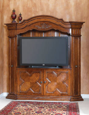 B-1 Wall Unit for TV