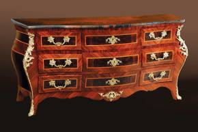 BN-101G Bombay Chest