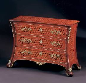 BN-1967 Marquetry Chest