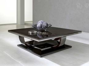 TM-4064-1 Makassar Ebony Coffee Table