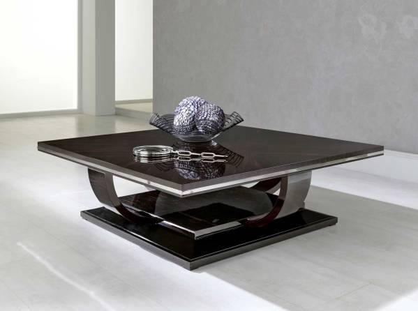 TM-4064-1 Makassar Ebony Coffee Table