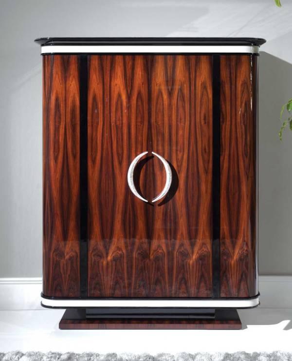 TM-1106 Bohemian Rosewood Cabinet