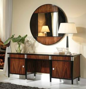 TM-5117 Bohemian Rosewood Dressing Table