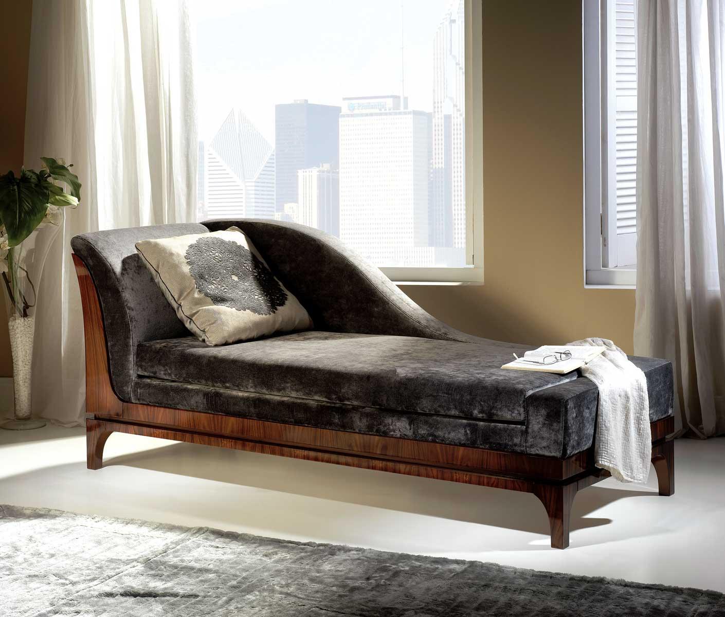 Tm 04 6 Bohemian Rosewood Chaise David Michael Furniture