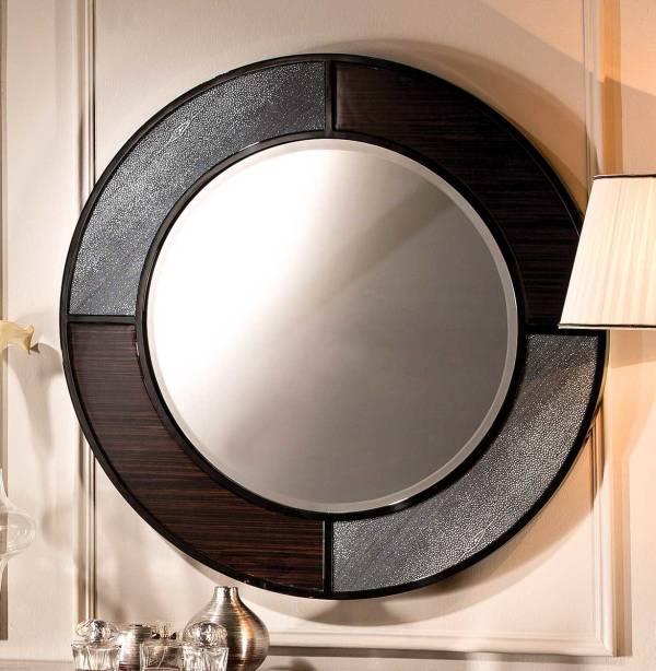 TM-902 Bohemian Rosewood Mirror