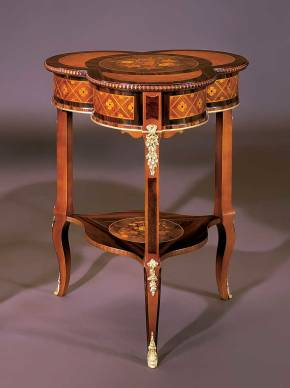 BN-1971 Clover Leaf Table