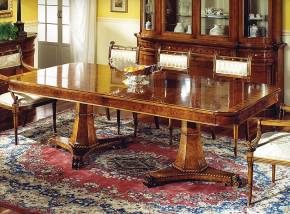 DM-A447 English Dining Table