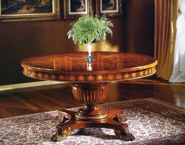 DM-C428 Empire Style Center Table