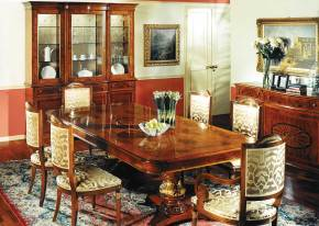 DM-A481 Traditional Dining Table