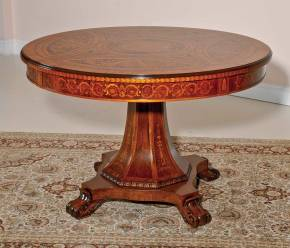 MN-1107 Round Table
