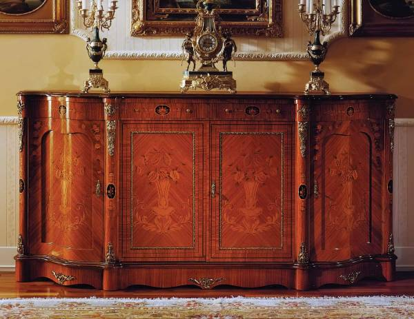 MN-131/C-4 French Credenza
