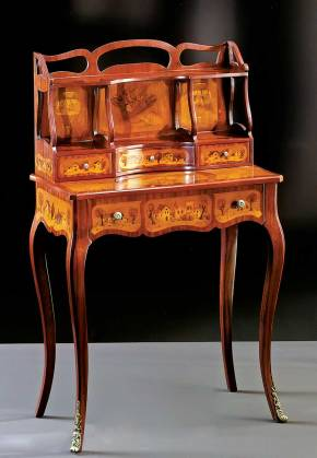 PL-10 Russian Empire Lady's Desk