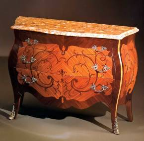PL-146 Bombay Chest