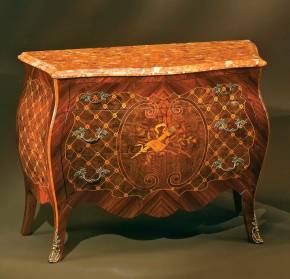 PL-147 Bombay Chest