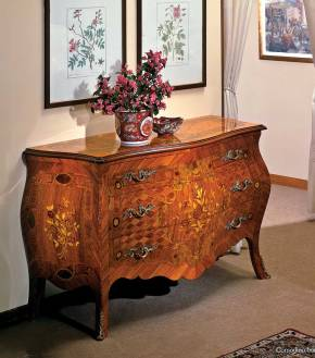 PL-50 English Bombay Chest