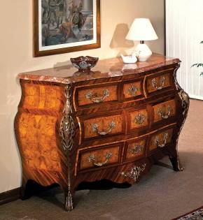 PL-55 Louis XV Bombay Chest