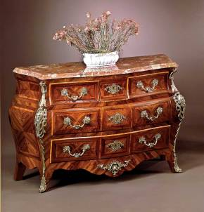 PL-55B Louis XV Bombay Chest