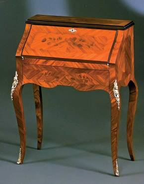 PL-81 Louis XVI Desk