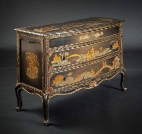 BM-304-C Chinoiserie Chest