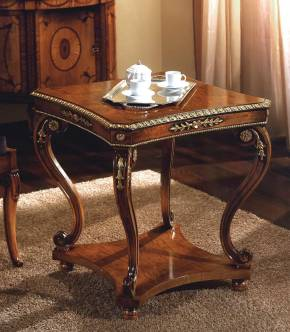 MN-206 Square Lamp Table