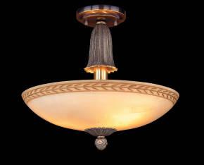 M-18523 Alabaster Ceiling Fixture