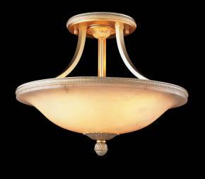 M-18738 Alabaster Ceiling Fixture
