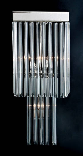 M-20032 Crystal Wall Sconce