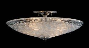 M-20036 Venetian Glass Ceiling Fixture