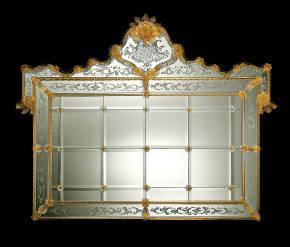 AV-0400 Horizontal Venetian Mirror