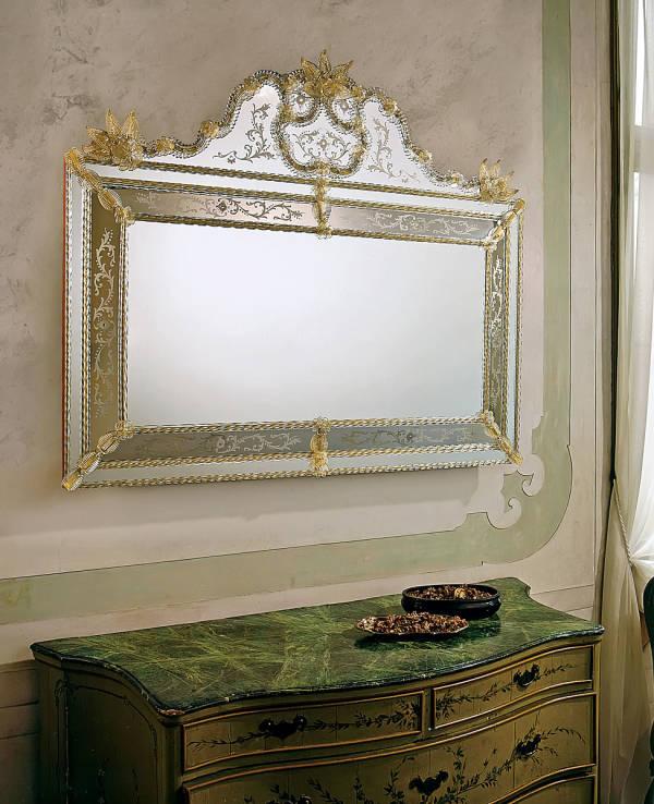AV-0410 Horizontal Venetian Mirror