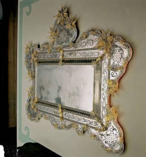 AV-0430 Horizontal Venetian Mirror